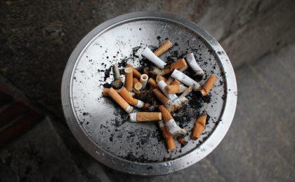 Rauchstopp - mit dem Rauchen aufhören
